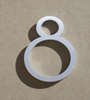 modern house numbers 8